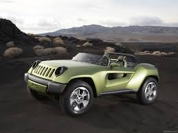 jeep concept vehicles jeep renegade concept 2008 picture 2 of 23