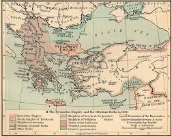 Ottoman Empire Laws Ottoman Advance Towards Byzantine 14th Century Weapons And Warfare