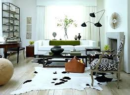 cowhide rug living room ideas living room ideas for apartment cowhide rug decorating ideas