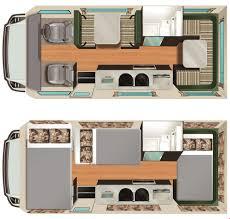 campervan rental in new zealand cheapa 6 berth