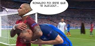 Memes Sobre Messi - messi e 繪der nos mesmos memes a final do euro 2016 deu para