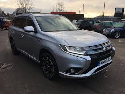 mitsubishi jeep 2016 used 2016 mitsubishi outlander phev 4hs for sale in