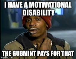 Disability Memes - this meme is for discussion on how in the viral area the anonymous