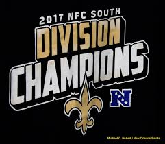 Nola Flags New Orleans Saints 2017 Nfc South Division Champions Whodat