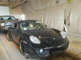 2007 porsche cayman sale auto auction ended on vin wp0ab29897u781073 2007 porsche cayman