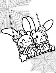 Halloween Color Pages Here Is The Last Of The Halloween Coloring Pages I Made Have A