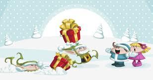 christmas vector art characters pack conceptual vectors pixeden