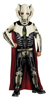 Amazon Com Star Wars Deluxe General Grievous Costume One Color