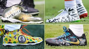 my nfl allowing custom cleats for charity promotion in week 13 si com