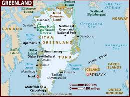 Greenland Map Map Of Greenland Picture Map Of Greenland Photo Map Of Greenland Pic