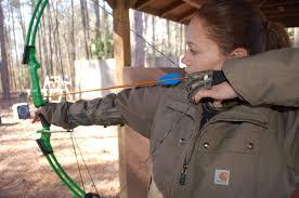 becoming an outdoors bow outdoor alabama