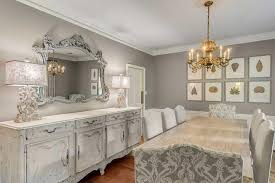 gray french dining room french dining room