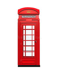 telephone booth telephone booth stock illustration illustration of