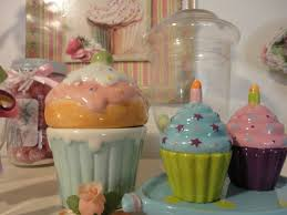 cupcake canisters for kitchen 83 best cupcakes cookie jar images on cupcake cookie