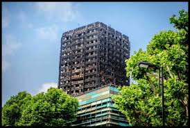 u k warns cladding from grenfell tower fire on hundreds of