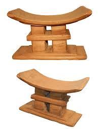 siege en travail africain ancien siege en bois sculpte insolite