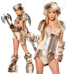 Barbarian Halloween Costume Viking Warrior Costumes Women Mamma Smack