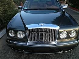bentley arnage wikipedia 2005 bentley arnage rl u2013 pictures information and specs auto