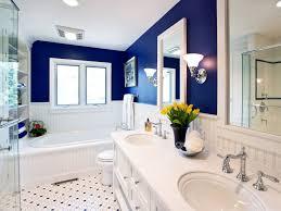 blue and brown bathroom ideas home designs blue bathroom ideas inspiration