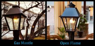 outdoor gas light fixtures outdoor gas ls electric ls lanterns home patio street
