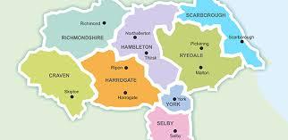 map uk harrogate local plans and crime commissioner