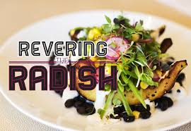 a la cuisine revering the radish the rise of plant based cuisine
