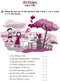 grade 2 grammar lesson 3 articles u2013 a an and the from wordzila