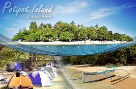 island tent rental c the overnight in stunning potipot zambales with