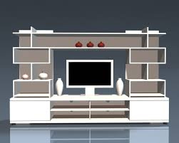 tv wall unit model