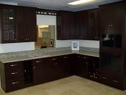 hard maple wood light grey yardley door kitchens with espresso