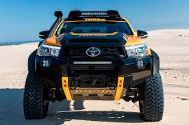 2017 toyota hilux tonka concept front end 02 motor trend