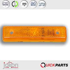 led clearance lights motorhomes side marker caravans jokon e1 1003