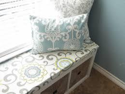 build diy window seat storage bench cozy and modern window seat