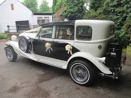 Wedding Cars Ellesmere Port Beauford Wedding Chauffeur Wedding Car Hire