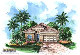 montserrat home plan weber design group