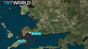 Aegean Sea Map Aegean Sea Earthquake Strong Quake Kills At Least Two In Greece