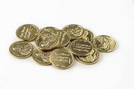 arras de oro arras oro laminado corazon de jesus 19mm macorina estudio