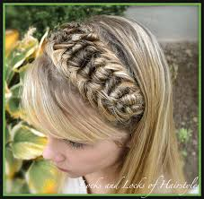 knotted headband locks and locks of hairstyles and easy tutorials