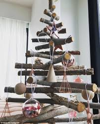 twig christmas tree modern christmas trees sweeping the this festive season