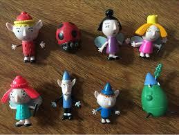 8pcs kids toy kingdom christmas toy golden ben