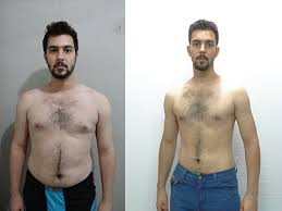 my 30 kg weight loss on a raw food diet in 3 month before u0026 after
