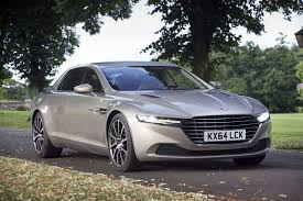 2016 lagonda taraf the 1 aston martin u0027s new 1 million 195 mph limousine wsj