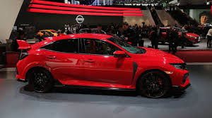 Honda Civic Type R Horsepower 2017 Honda Civic Type R Packs 306 Hp Arrives This Spring