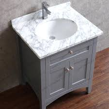 Euro Bathroom Vanity Vanities Bathroom Solid Wood 24 Inch Granite Top Single Sink