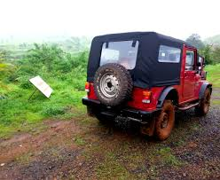 thar jeep interior new mahindra thar crde review