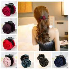 Decorative Hair Claws Rose Hair Clip Ebay