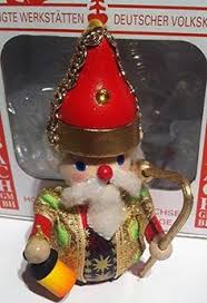 german christmas ornaments clara nutcracker figurine steinbach sugar plum fairy wood german