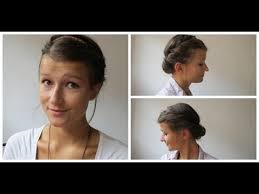 Frisuren Selber Machen Haarband by Haartutorial Eingedrehte Frisur Mit Haarband