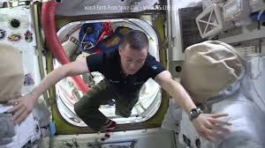 nasa astronaut fischer tour international space