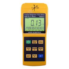 trifield emf meter electromagnetic radiation sper scientific